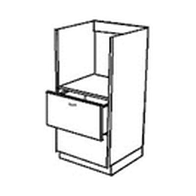 Кухонная колонка с 2-ящиками