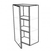 Шкаф кухонный трёхполочный