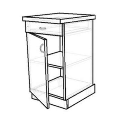 Стол + 1 ящик