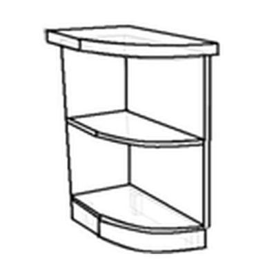 Кухонный стол угловой открытый R