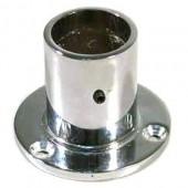 Фланец с фиксатором для трубы D=25 удлиненный T-2875