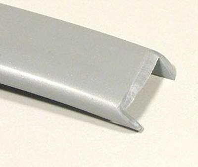 Профиль гибкий декор металлик