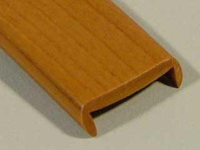 Профиль гибкий декор вишня оксфорд