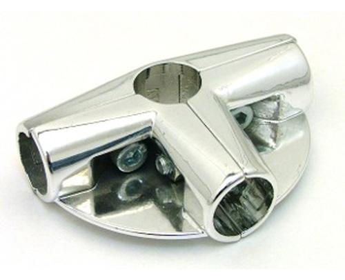 R44 (GT9) крепеж для 4-х труб с площадкой