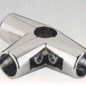 R44 (UN7GT7 крепеж для 4-х труб хром