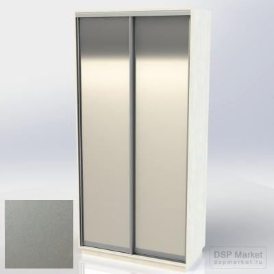 Шкаф купе двухдверный Титан