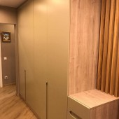 Шкаф с фасадами из МДФ